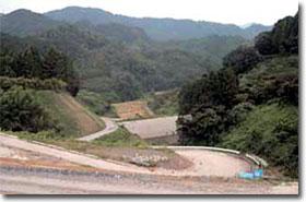 建設発生土処分地建設